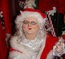 Say Hello to Mrs. Claus... by Carol Clifford