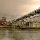 New London Bridge by Joshua Peck