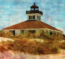 Boca Grande lighthouse..... by DaveHrusecky