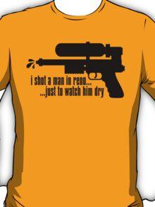 Johnny Splash - Black T-Shirt