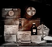 first aid  by 2kazza