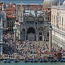 St Markus Square from deck 12 by imagic