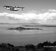 ''Tribute to the Catalina Flying Boat'' by bowenite