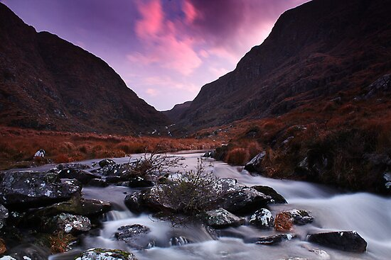 Gap of Dunloe by Pascal Lee