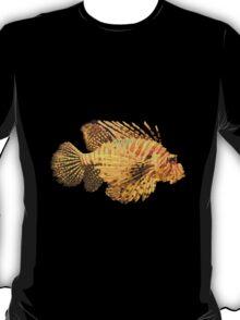 Lionfish the t-shirt T-Shirt