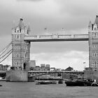 Tower Bridge, London by marick