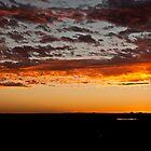 Block Ten Sunset by wolfcat