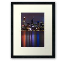 Perth Western Australia Framed Print