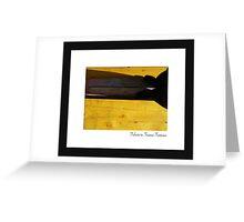 November - Franco Fontana Greeting Card