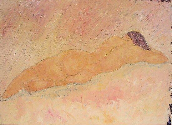 Goddess of Dreams by Glen Ladegaard AUSTRALIA