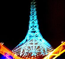Electric Tower by Jaques