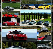 2012 Supercar Calendar by Aussie Exotics