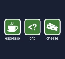 Espresso PHP Cheese (Green) by cafuego