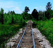 Forgotten Rails by DanTheBugleMan