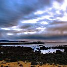 dusk at low head,tasmania by dmaxwell