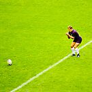 The Penalty: Rugby Johnny Wilkinson by DonDavisUK