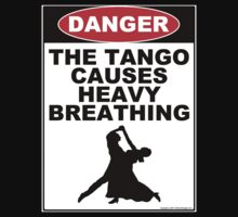 The Tango Causes Heavy Breathing by dgcasey