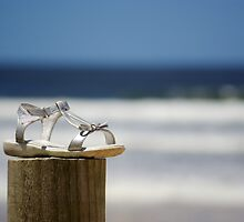 Cinderella at the beach by Clare Colins