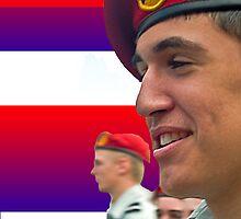 Grandson, Military School Cadet by Memaa
