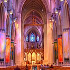 Washington National Cathedral by Justin Baer