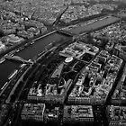 Eiffel to Seine  by Lucas Lovell