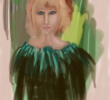 Lady by gina1881996