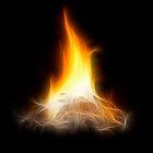 Fire light by Mitch Pascoe