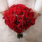 Bridal Bouquet by Hilary Walker