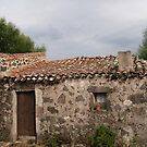 Italian Cottage on pre-historic site, Sardinia by Alex Bonner