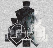 Phantom Logo in Cloudy Stone by Matt Thurston