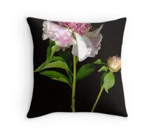 PomPom Peony Throw Pillow