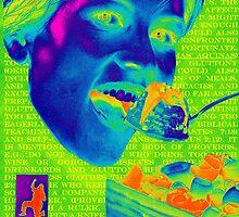 7 Deadly sins-Gluttony by beachshack