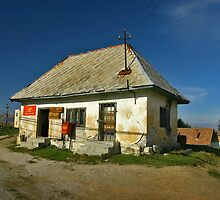 Isolated post office. by demigod