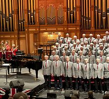 The Metropolitan Male Choir of South Australia Proms Night by Andrew Dickman