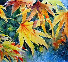 Autumn Gold by Ruth S Harris
