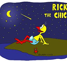 "Rick the chick ""MAKE A WISH"" by CLAUDIO COSTA"