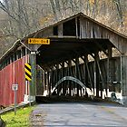 Covered Bridges 2013 By Monte Morton by Monte Morton