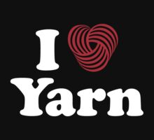 I Heart Yarn by Elaine Mackay