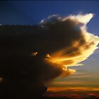Thunderhead - Kansas by Kent DuFault