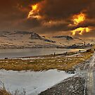 Iceland - aluminum smelter by Patrycja Makowska