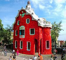 "Little Red ""Gingerbread House"" by Alex Hardie"