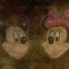 Mickey & Minnie by Susanne Correa