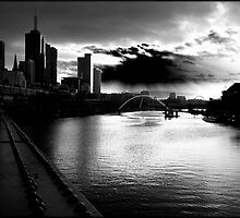 Melbourne, The dark side by Andrew Wilson
