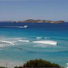 Beautiful blue ocean by georgieboy98