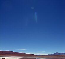 Bolivian Reflection by Craig Baron