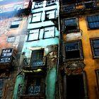 derelict Porto - Portugal by Sonia de Macedo-Stewart