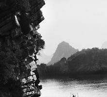 Halong Bay  by KyraPieterse