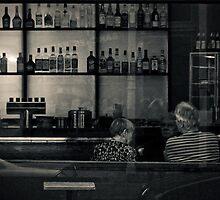 At the Bar by Kofoed