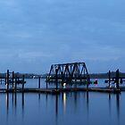 Morning Harbor by JGetsinger