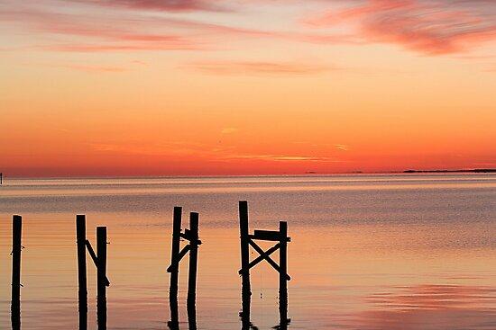 Old Dock...New Day by JGetsinger